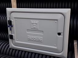 Cassette antigelo per contatore acquedotto