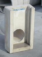 chiaviche in cemento tipo risaia