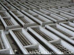 pavimenti grigliati per stalle